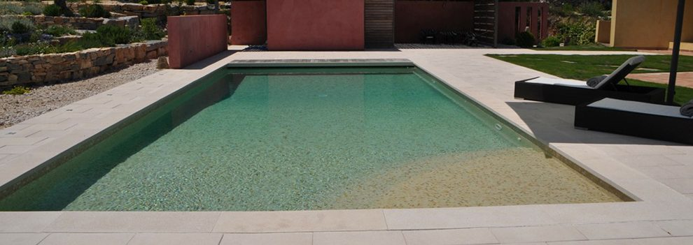 Carrelage piscine for Carreler piscine beton