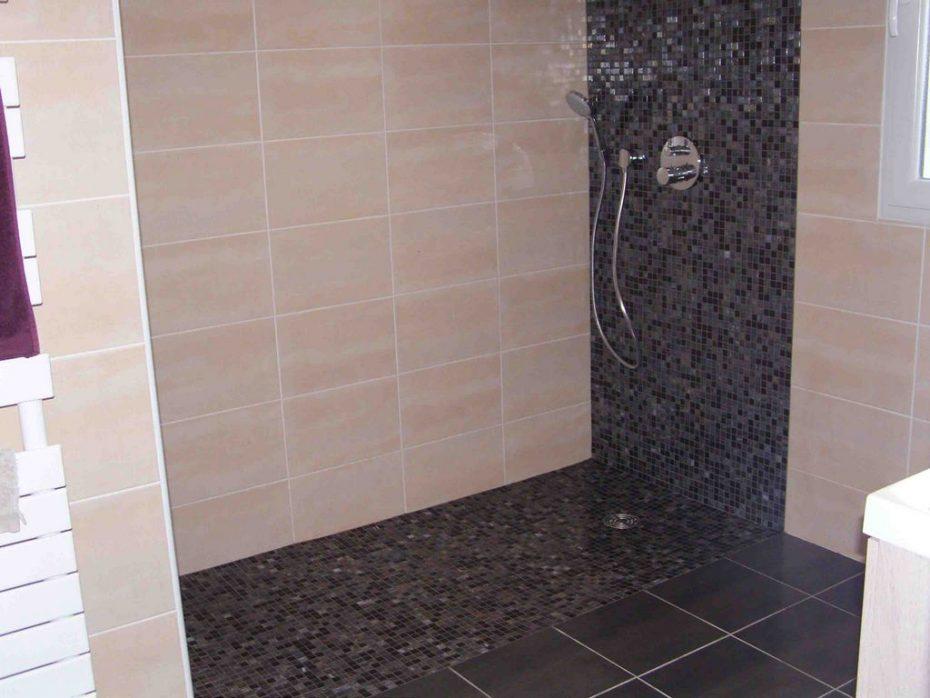 Carrelage mosa que pour douche l 39 italienne salle de bain - Carrelage de douche a l italienne ...