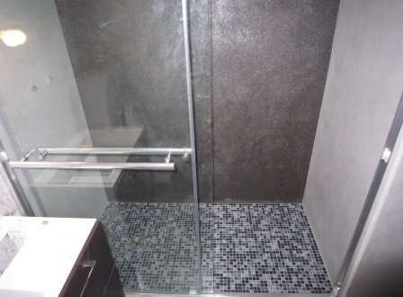 Carrelage mosa que pate de verre salle de bain douche for Bisazza carrelage