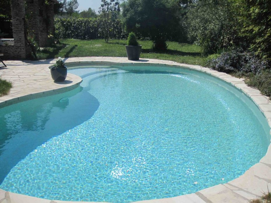 Piscine p te de verre dolce mosaic sabbia mosaique - Carrelage piscine pate de verre ...