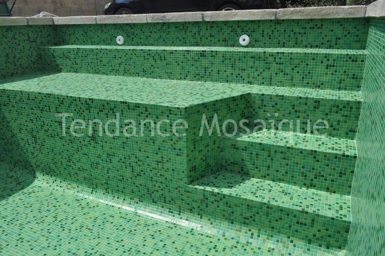 piscine p te de verre dolce mosaic verde mosaique vert. Black Bedroom Furniture Sets. Home Design Ideas