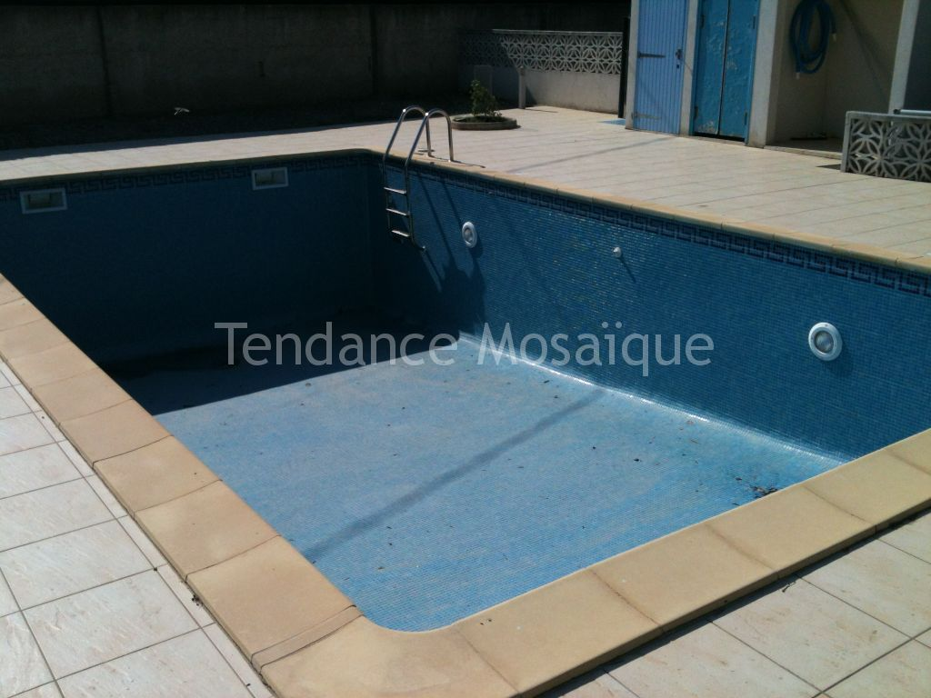 Rejointage au joint poxy d maux de verre ezarri for Joint carrelage piscine