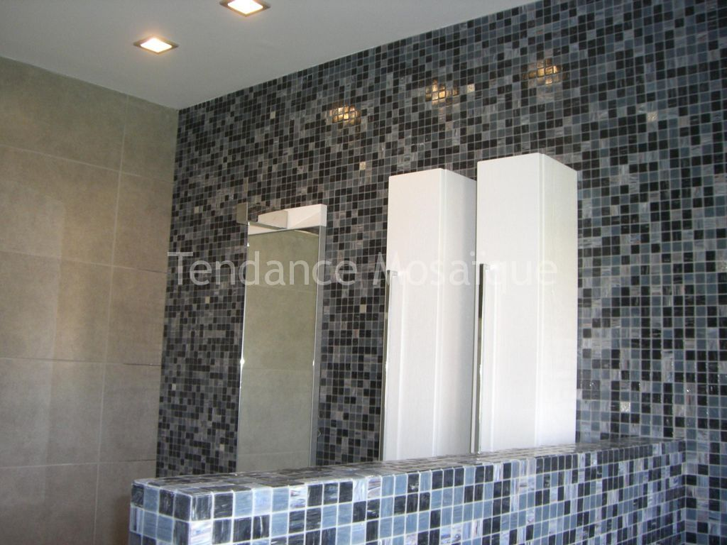 salle de bain p 226 te de verre bisazza stefania