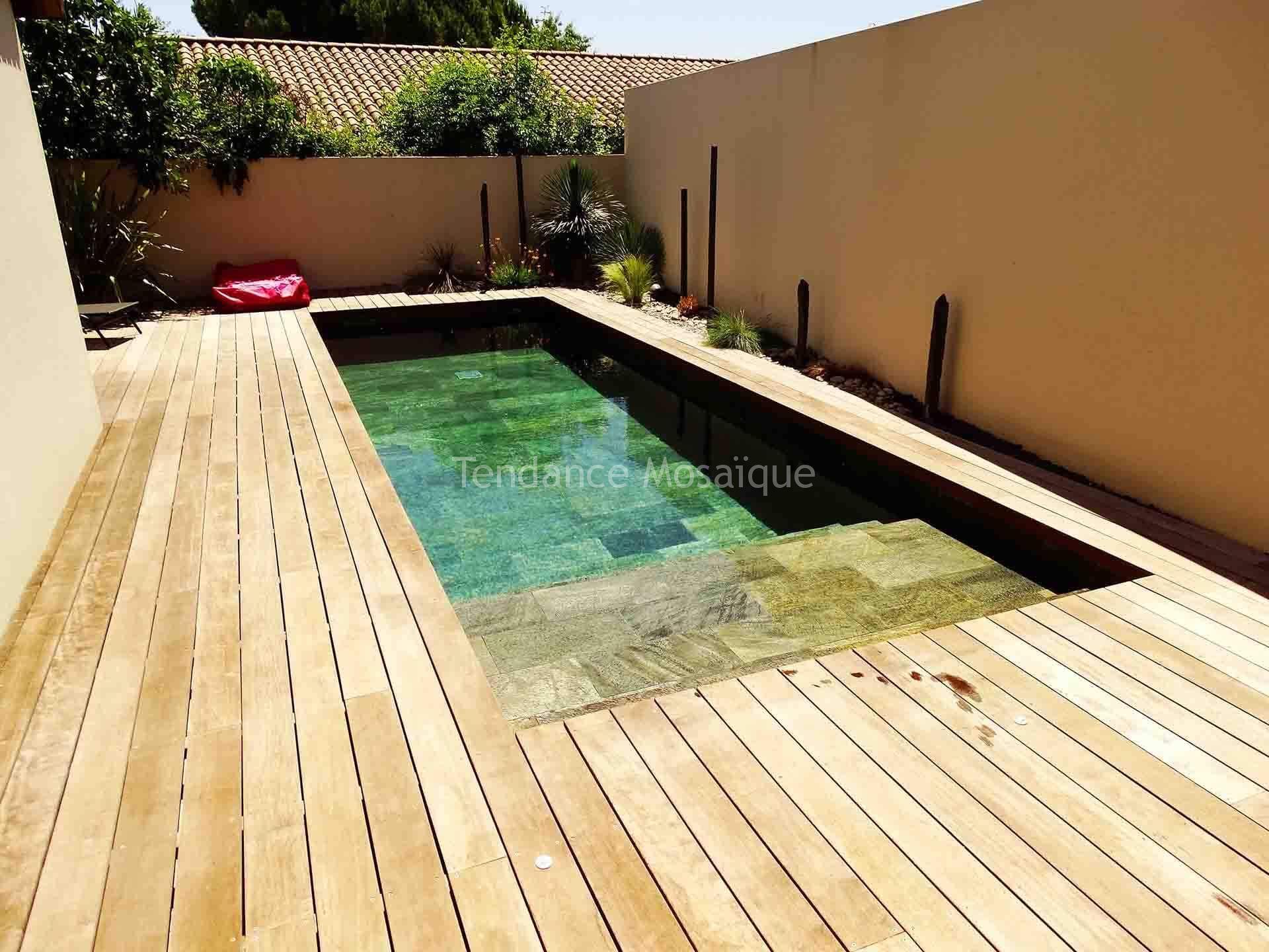 piscine en pierre naturelle quartzite r f rence silver
