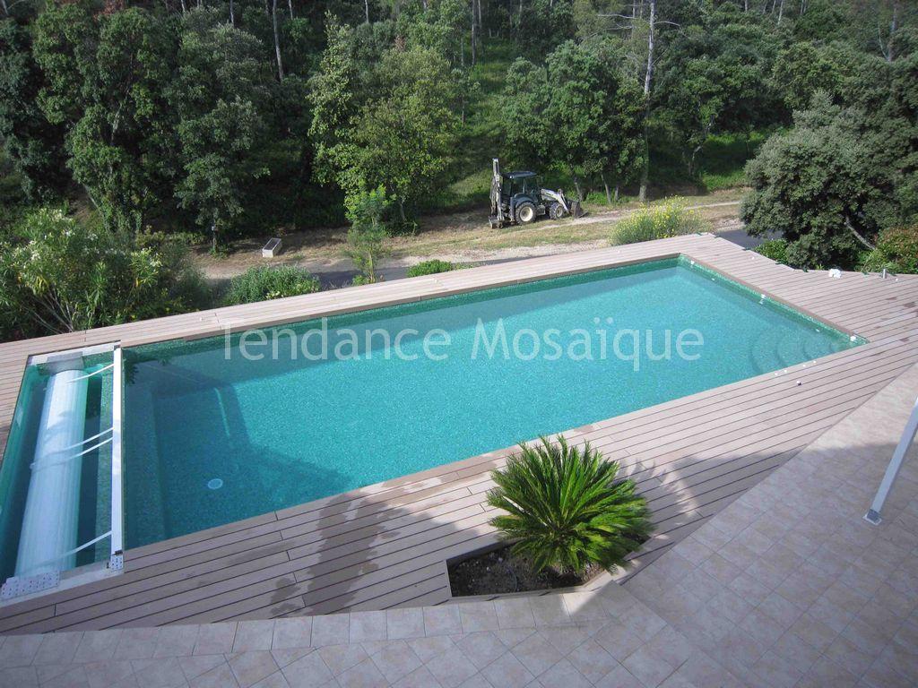 piscine p te de verre dolce mosaic verde esmeralda. Black Bedroom Furniture Sets. Home Design Ideas