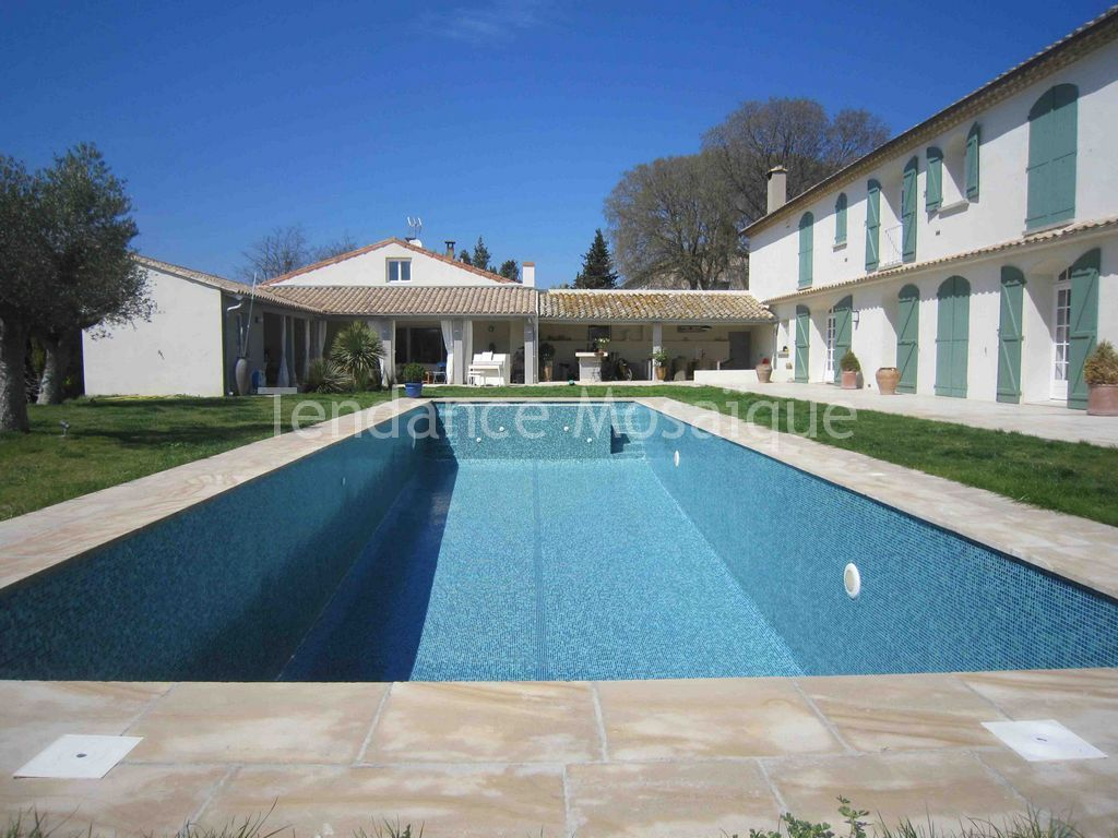 piscine p te de verre dolce mosaic olivia bleu. Black Bedroom Furniture Sets. Home Design Ideas