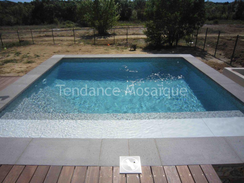 Piscine p te de verre dolce mosaic marquises - Pate de verre piscine ...
