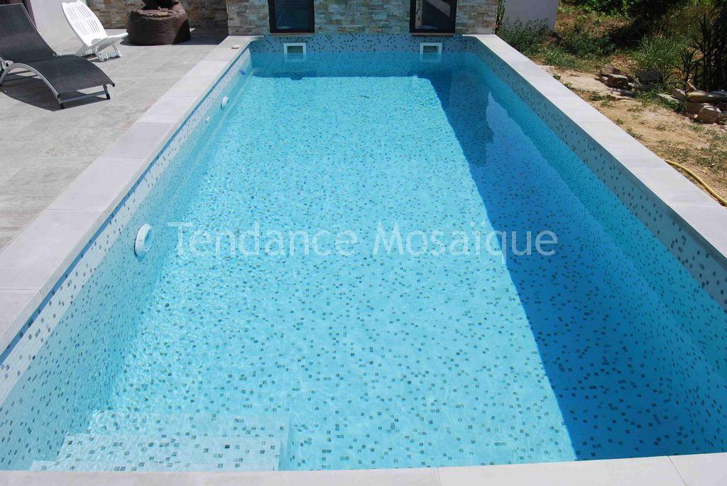 piscine p te de verre dolce mosaic mosaiques gris m lang s. Black Bedroom Furniture Sets. Home Design Ideas