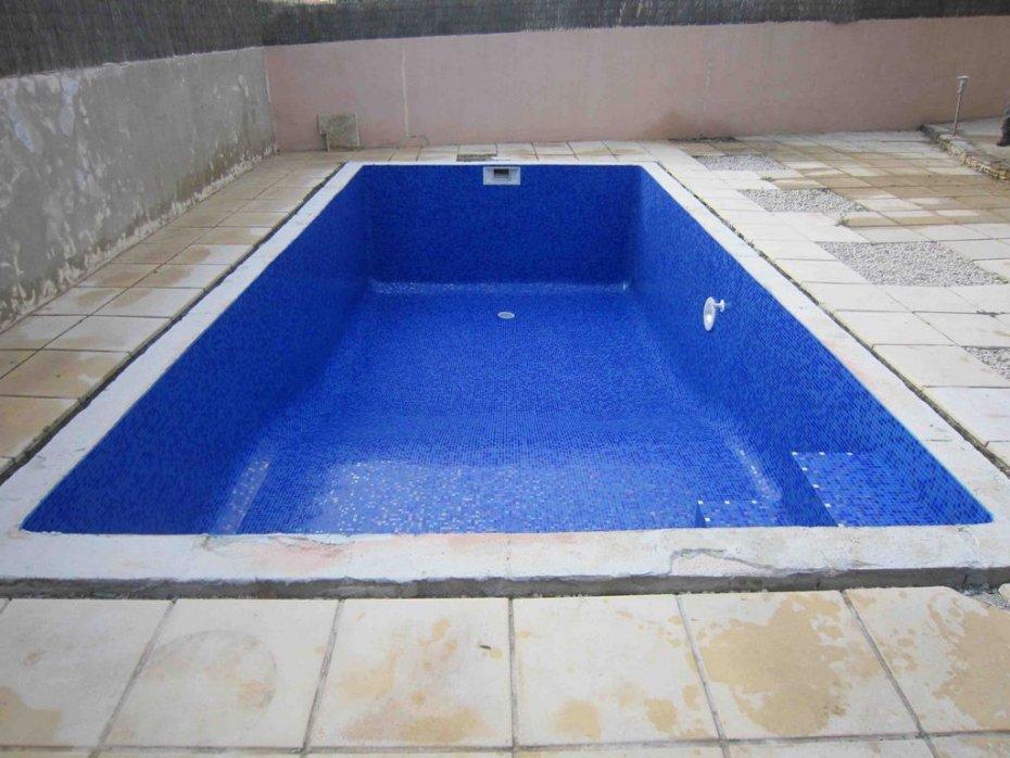 Piscine p te de verre dolce mosaic ocean mosaique bleue - Pate de verre piscine ...
