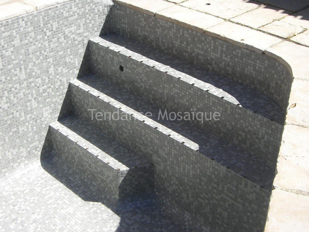 Pose joint epoxy sur mosaique de piscine ezarri kheops for Joint carrelage piscine