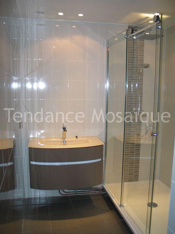 faience blanche amp grise salle de bain pose carrelage sdb